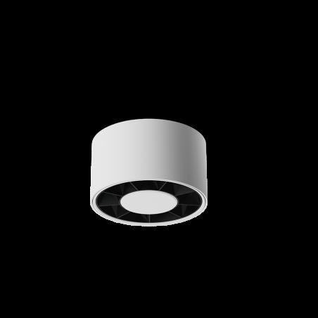 Spot LED aplicat LM-XC006-12W-WH+BK