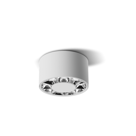 Spot LED aplicat LM-XC006-12W-WH+CH