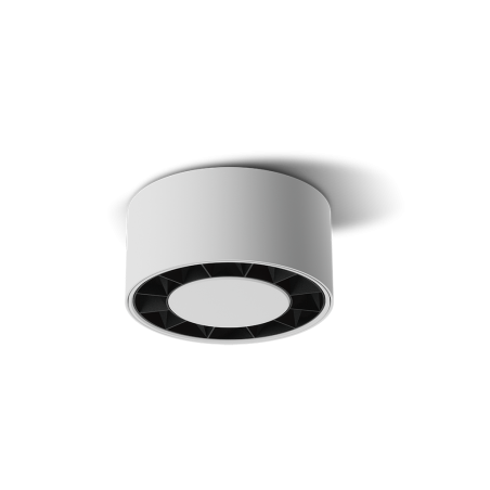 Spot LED aplicat LM-XC006-18W-WH+BK