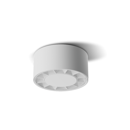Spot LED aplicat LM-XC006-18W-WH+WH