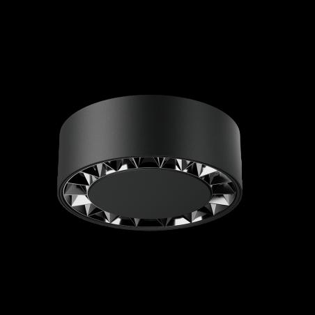 Spot LED aplicat LM-XC006-24W-BK+DB