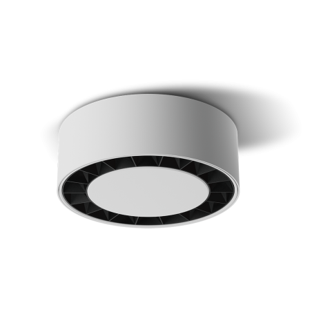 Spot LED aplicat LM-XC006-24W-WH+BK