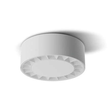 Spot LED aplicat LM-XC006-24W-WH+WH