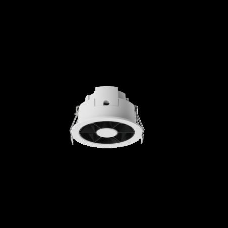 Spot LED rotund incastrabil LM-XD006-7W-WH+BK