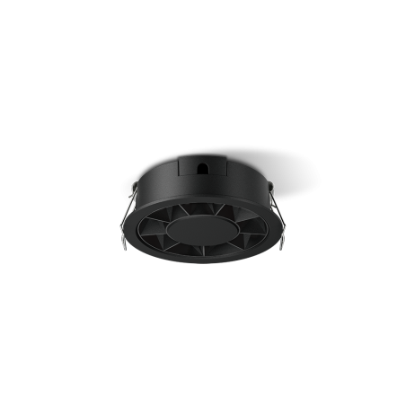 Spot LED rotund incastrabil LM-XD006-12W-BK+BK