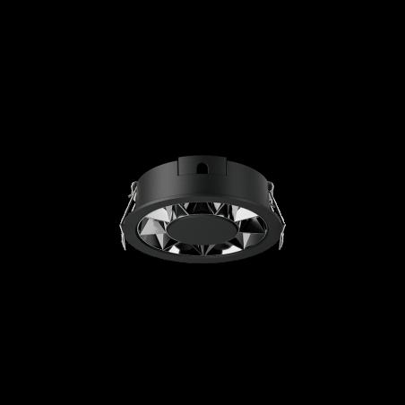 Spot LED rotund incastrabil LM-XD006-12W-BK+DB