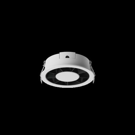 Spot LED rotund incastrabil LM-XD006-12W-WH+BK