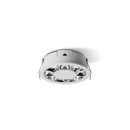 Spot LED rotund incastrabil LM-XD006-12W-WH+CH
