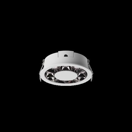 Spot LED rotund incastrabil LM-XD006-12W-WH+DB