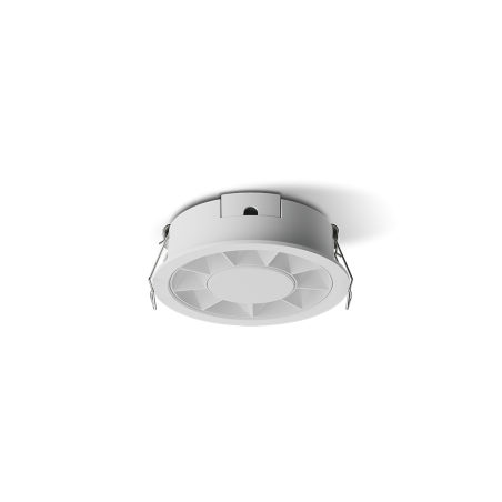 Spot LED rotund incastrabil LM-XD006-12W-WH+WH