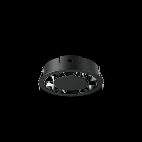 Spot LED rotund incastrabil LM-XD006-18W-BK+DB