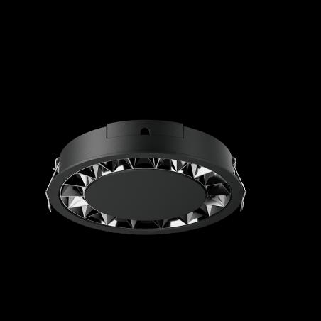 Spot LED rotund incastrabil LM-XD006-24W-BK+DB