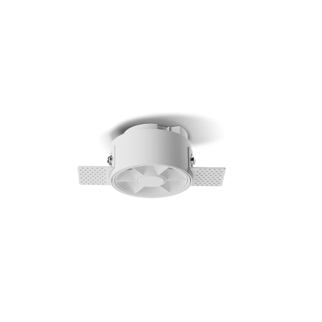 Spot LED rotund incastrabil fără sudură LM-XT006-7W-WH+WH