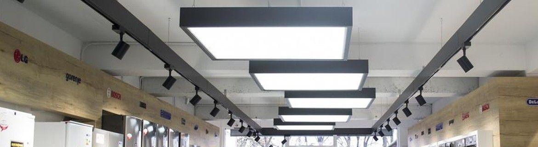 LED panouri