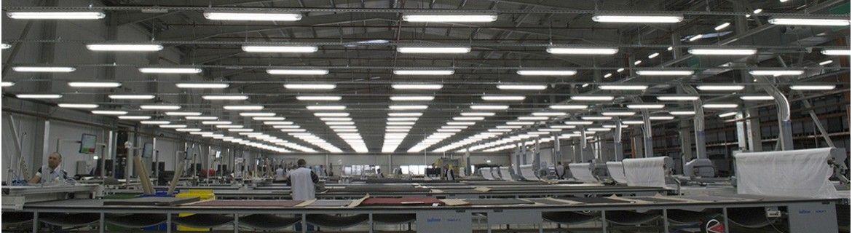 Iluminare industrială| LED Market