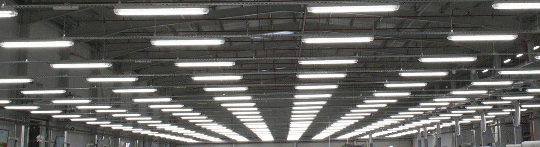 Lămpi industriale lineare serie Batten Light | LED Market