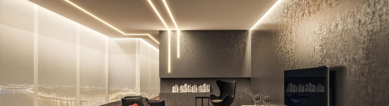 Profil de aluminiu pentru banda LED| LED Market